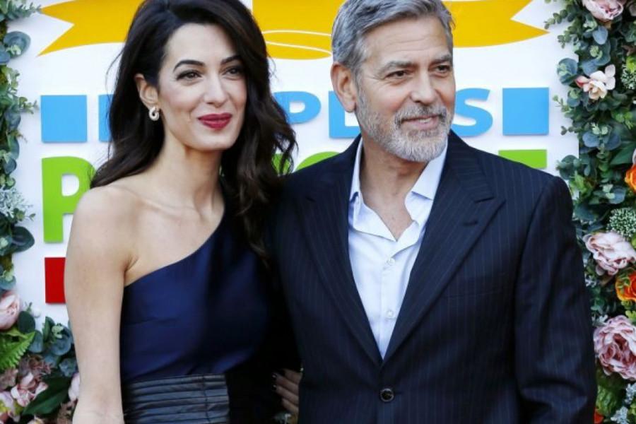Karantin im pao kao zatvor! Razvode se Džordž i Amal Kluni