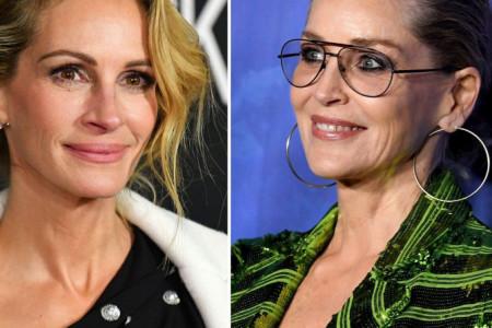 Džulija i Šeron potpuno bez šminke! Da li izgledaju dramatično drugačije?