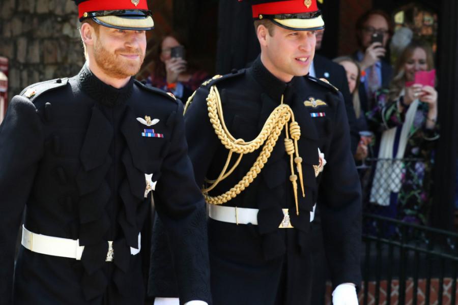 Vilijam i Hari u žestokom sukobu! Skandal u palati zbog kraljičinog rođendana!