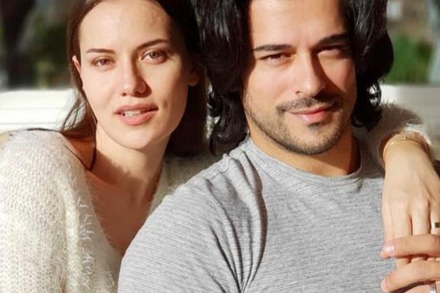 Radost u domu Bali-bega: Prelepi turski glumac sa suprugom proslavio sinu 1. rođendan (foto)