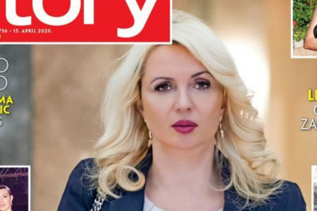 """U prodaji je 756. broj magazina """"STORY""""! #OstaniKodKuće"""