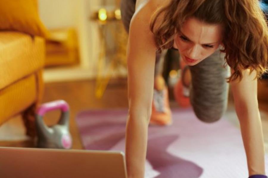 Teško vam je da trenirate u svom domu, ovi saveti će vam pomoći