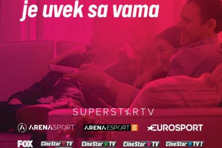 Otključani svi kanali za sve korisnike: Supernova je uvek sa vamam i misli na vas!