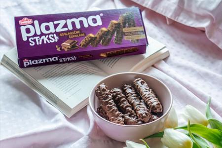 Plazma Stiksi: Nova Plazma sa najviše čokolade ikad