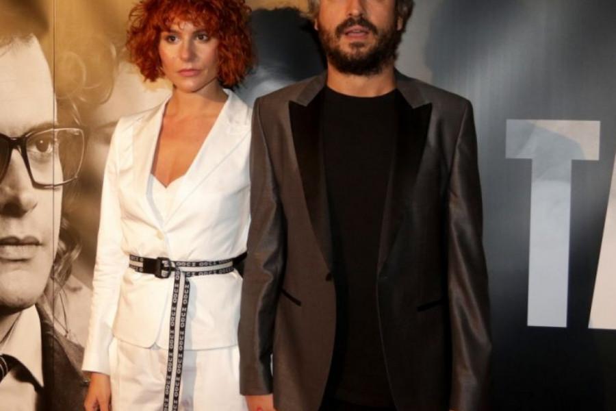 Ljubav cveta! Bane Trifunović i Tihana Lazović na crvenom tepihu! (foto)