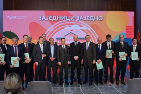 """Program NIS-a """"Zajednici zajedno"""" 2020"""