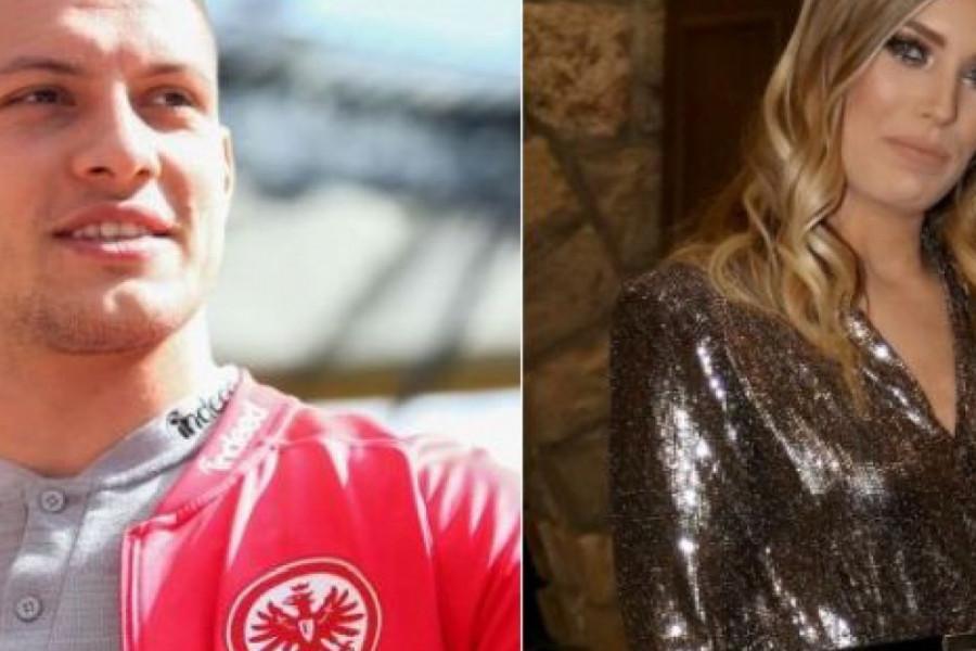 Bivša žena Luke Jovića proslavila sinu 1. rođendan, a od fubalera ni traga!
