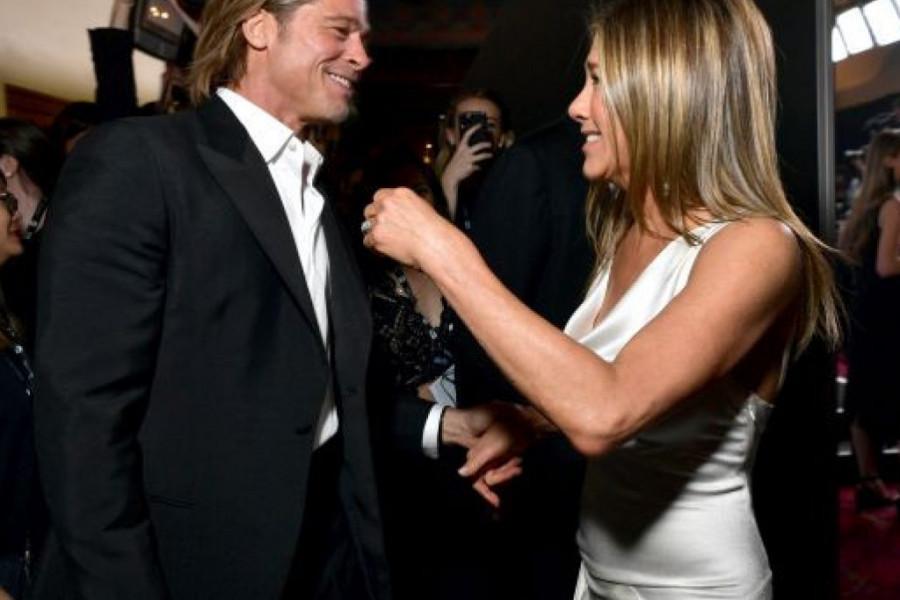 Nevolje u raju: Posvađali se Bred Pit i Dženifer Aniston, glumac se ponovo drogira?