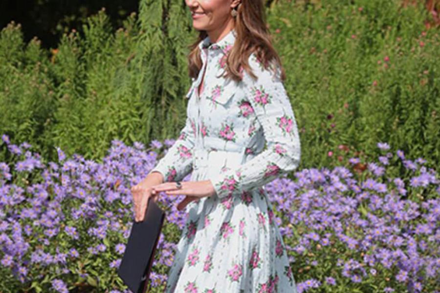 Kejt Midlton - Moda na kraljevski način