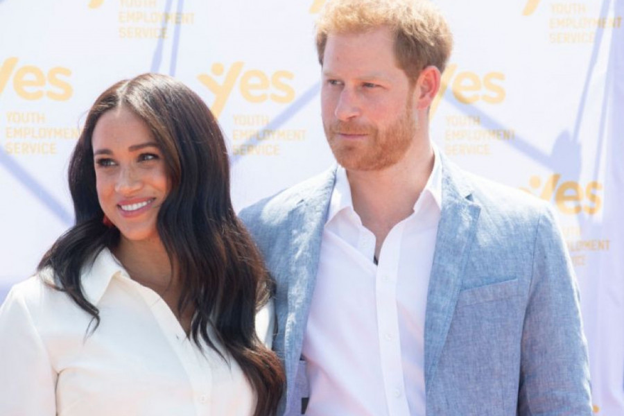 Nakon emotivnog pozdrava, princ Hari otišao u Kanadu