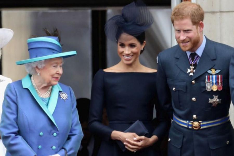 Da li će ih njihova odluka skupo koštati? Kraljica Elizabeta rešila kakva će biti sudbina princa Harija i Megan Mark