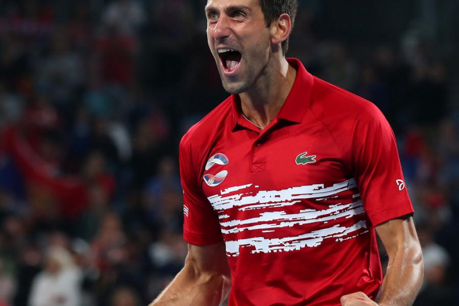 Teniser Novak Đoković pobedio Nadala u Sidneju, pa imao posebnu poruku za publiku!