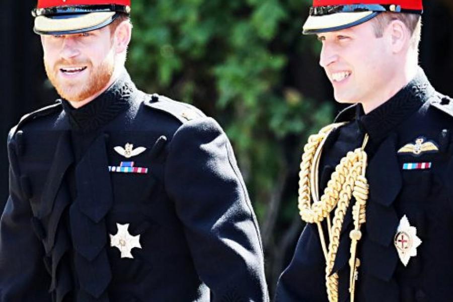 Princ Vilijam tuguje za prošlim vremenima kada je sa Harijem bio nerazdvojan