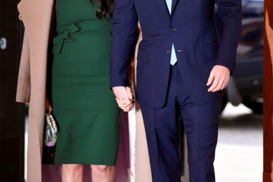 Šok u kraljevskoj porodici: Povlače se Princ Hari i Megan Markl!