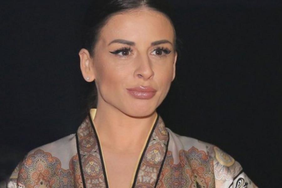 Oglasila se trudna Ana Sević: Trebalo je da budem u belom, ali su mi se poremetili planovi