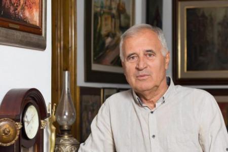 """Vanja Bulić za """"Story"""": Moj unuk Todor bi razveselio i najvećeg mrguda"""