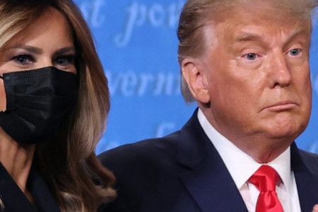 Šok snimak nakon debate: Melanija i Donald u žestokom naboju negativnih emocija!