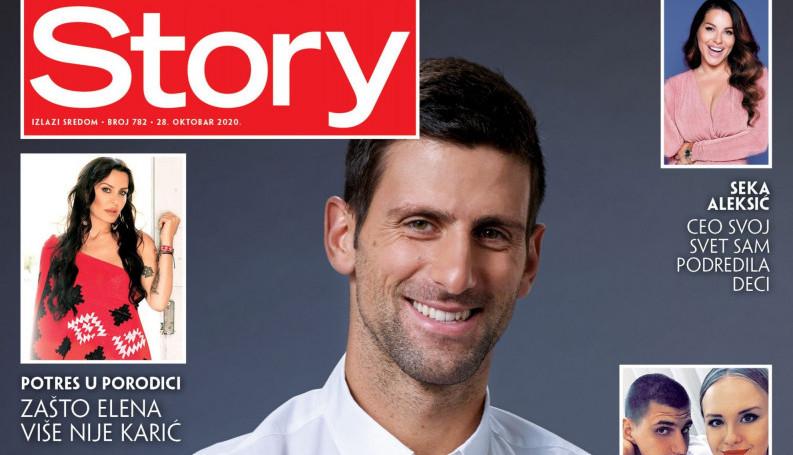 """U prodaji je 782. broj magazina """"STORY""""!"""