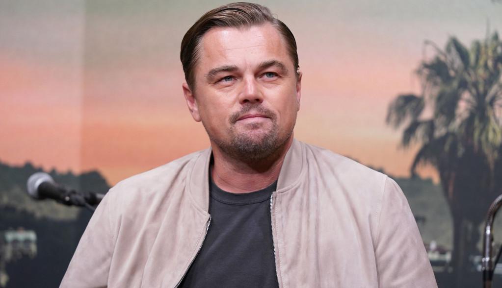 Leonardo je oličenje pravog muškarca, stomačić u petoj deceniji je seksi!