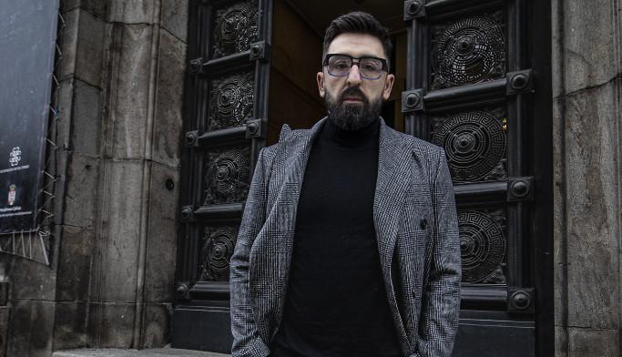"""Ispovest Ognjena Amidžića za """"Story"""": Mogao bih da budem bolji otac"""