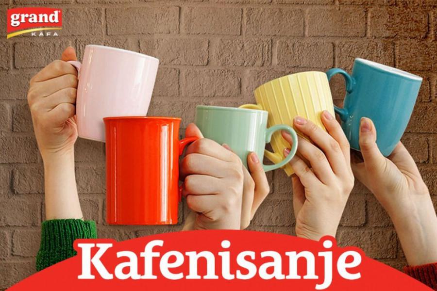 Da li ste spremni za druženje i kafenisanje na sajtu Grand kafe?