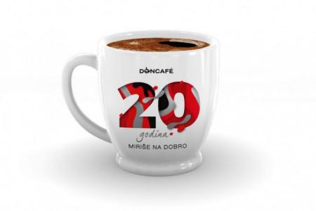 Zašto je Doncafé šoljica omiljena šoljica za kafu?