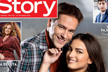 """U prodaji je 786. broj magazina """"STORY""""!"""