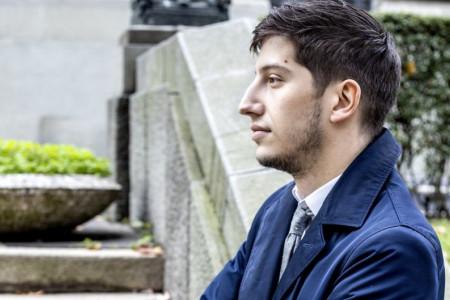 Lav Pajkić ne krije tugu:  Kad vidim neku maminu stvar, pritisnu me sećanja