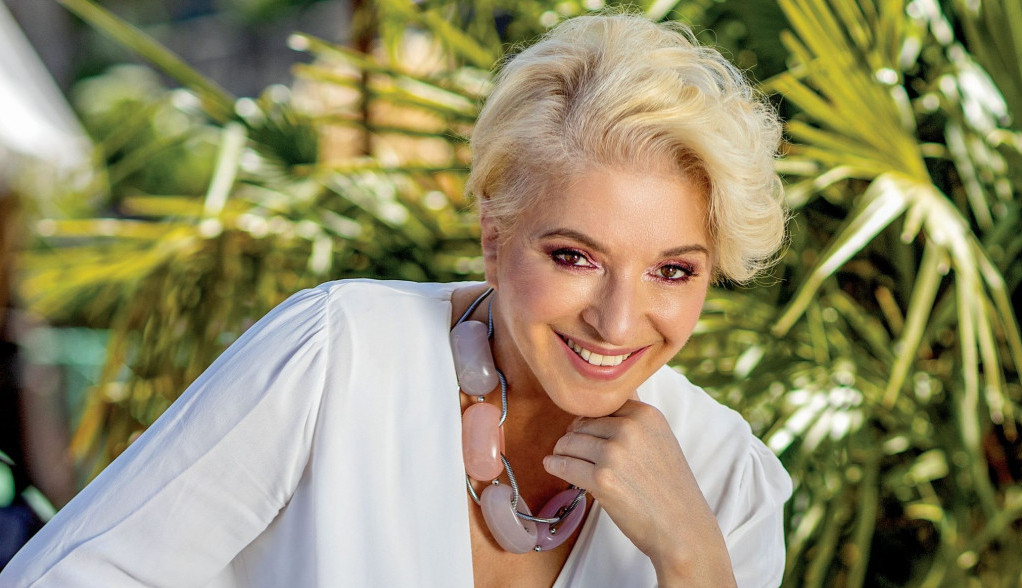 Kakva hrabrost: Mirjana Karanović bez trunke šminke! (FOTO)