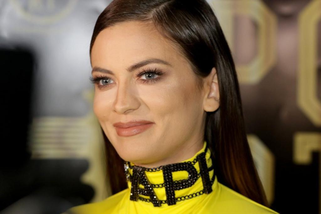 Milica Pavlović početak karijere preplakala: Saša Popović na ovome insistirao