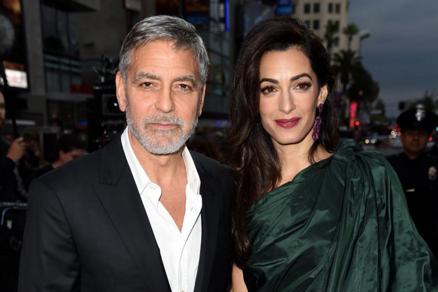 Džordž Kluni teška srca priznao: Napravili smo glupu grešku u odgajanju dece!