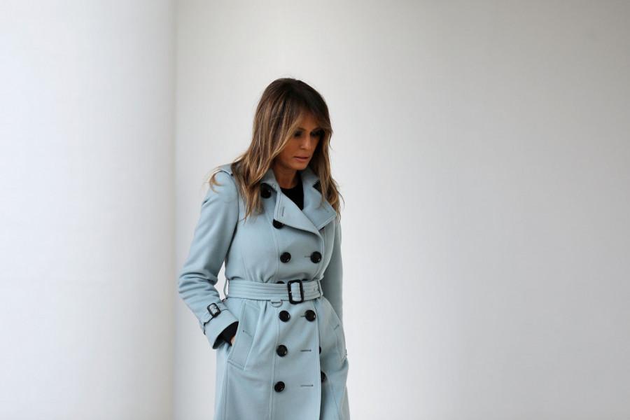 Melanija Tramp: Poslednji dani u Beloj kući