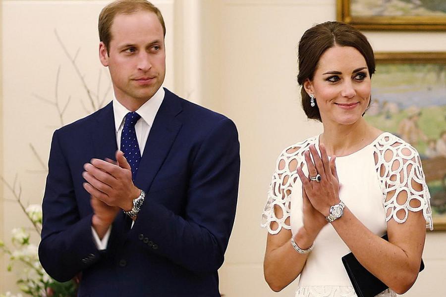 Poseban dan za kraljevsku porodicu: Džordž, Šarlot i Luis prvi put na crvenom tepihu (foto)