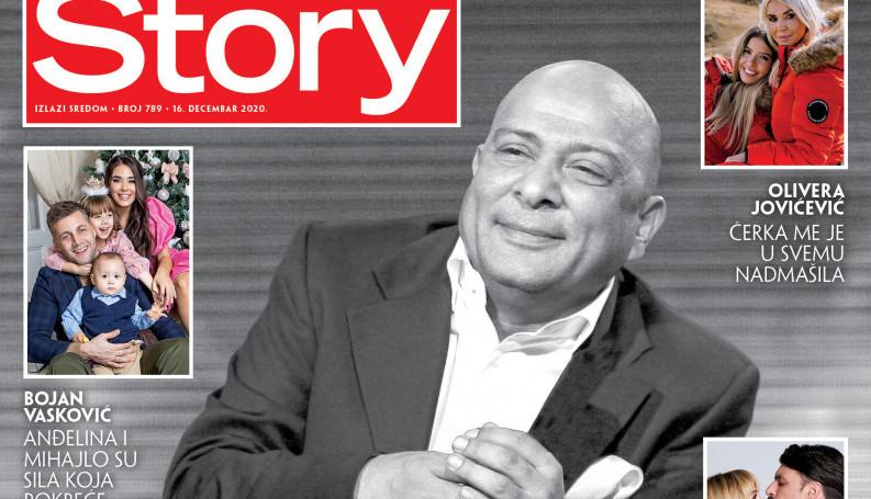 """U prodaji je novi  789. broj magazina """"STORY""""!"""