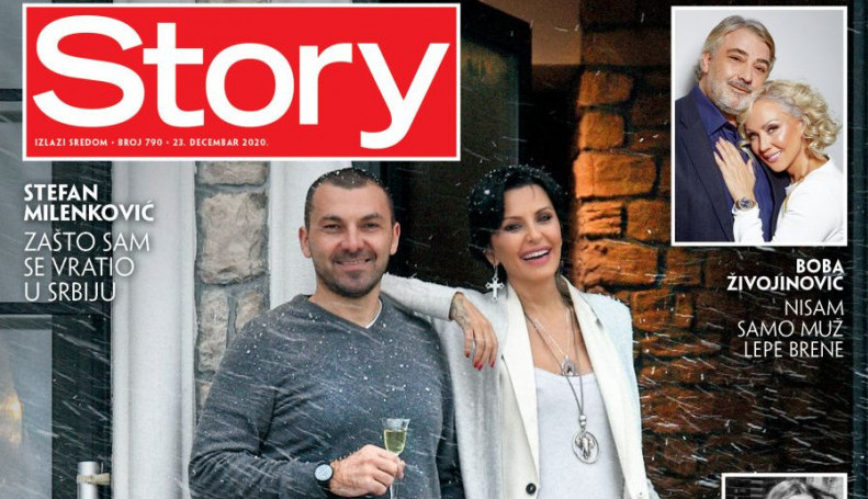 """U prodaji je novi 790. broj magazina """"STORY""""!"""