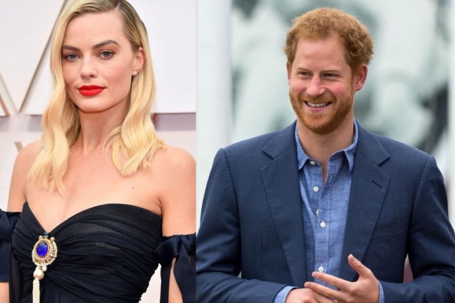 Margo Robi o susretu sa odmetnutim princem: Hari se jako uvredio