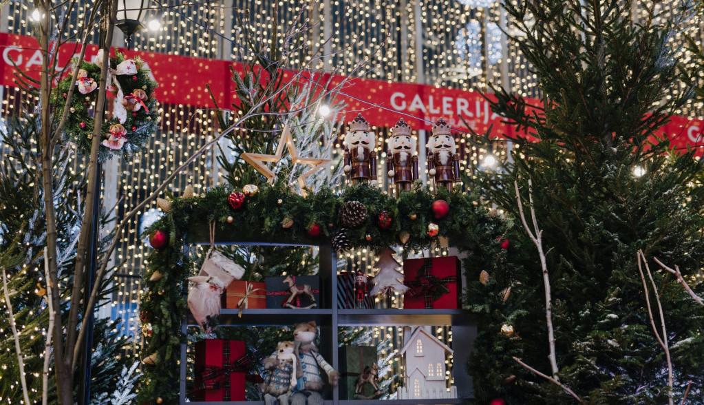Vreme je za kupovinu poklona, a Galerija je pravo mesto!