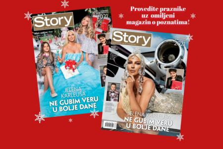 """U prodaji je praznični dvobroj magazina """"Story"""""""