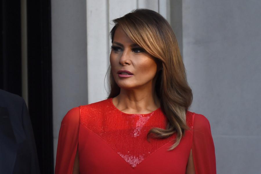 Stilska greška Melanije Tramp: Šta nije u redu s njenim kaputom?