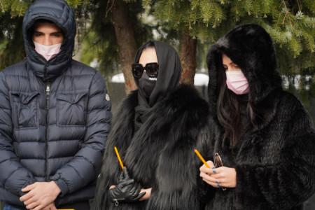 Ceca s Veljkom i Anastasijom obeležila godišnjicu Željkove smrti