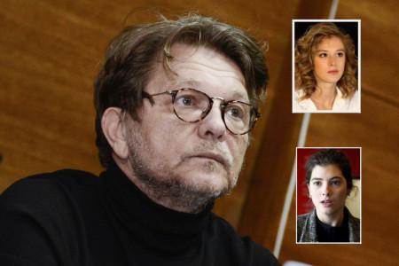 Dragan Bjelogrlić o hrabrim glumicama: Srce mi se grči zbog njihovog bola