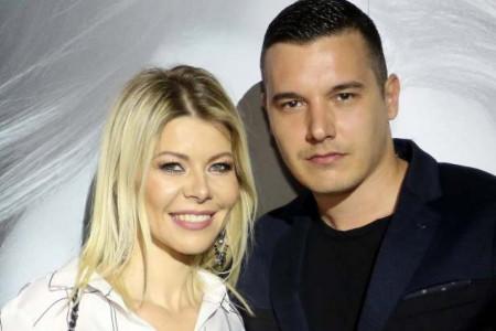 Tragičan gubitak bebe: Danijela Karić sa suprugom traži utehu