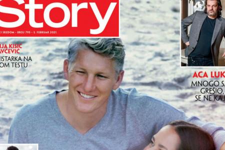 """U prodaji je 795. broj magazina """"STORY""""!"""