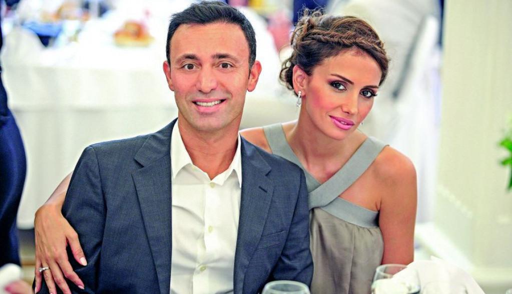 Emina Jahović i Mustafa Sandal: Mama i tata se igraju rata