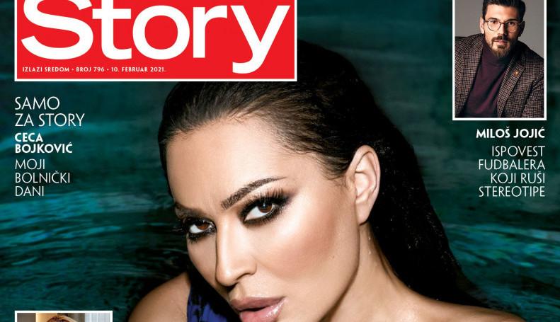 """U prodaji je 796. broj magazina """"STORY""""!"""