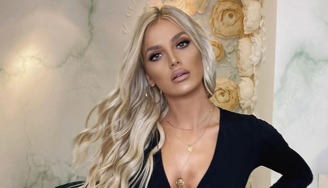 Devojka Viktora Živojinovića ponovo tema broj jedan na društvenim mrežama!