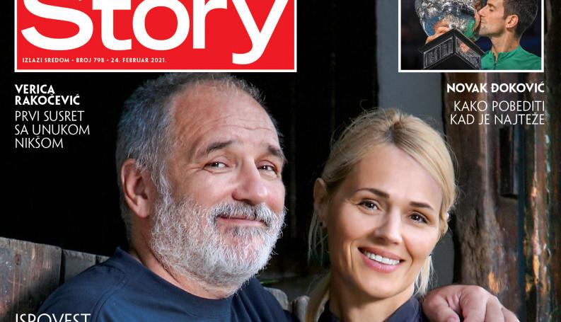 """U prodaji je 798. broj magazina """"STORY""""!"""