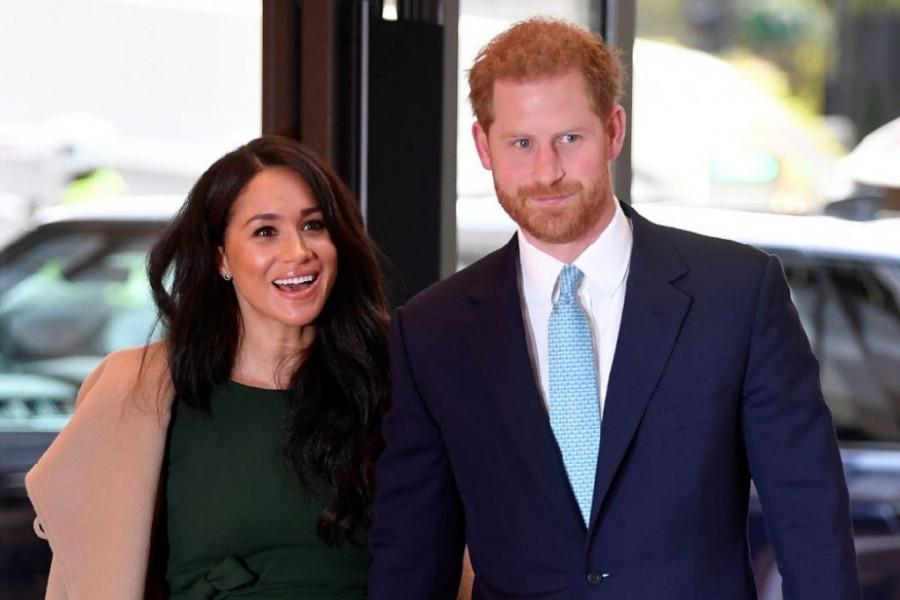 Maleni Arči je presrećan: Hari i Megan otkrili pol bebe