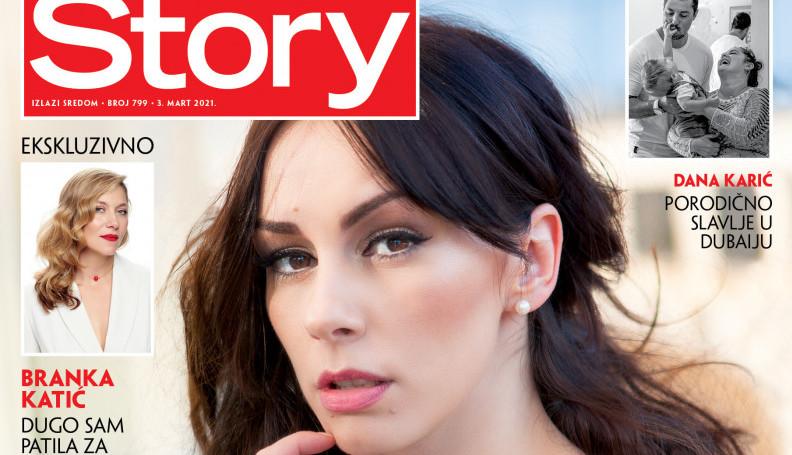 """U prodaji je 799. broj magazina """"STORY""""!"""