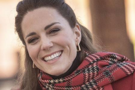 Osam dana od intervjua, koji je uzdrmao kraljevsku porodicu, Kejt Midlton konačno ima povod za široki osmeh!